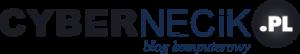 """logo-300x54 Blog o tematyce komputerowej """"Cybernecik""""."""