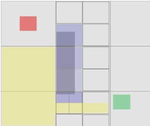 znajdowanie_sciezki3-300x252 Rekurencja w praktyce. Gdzie wykorzystać rekurencję w programowaniu ?