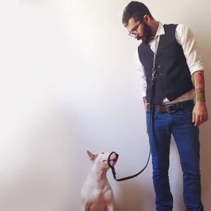 pies-5-300x300 Pies, który zrobił karierę na Instagramie! Niesamowicie twórczy Pan i jego pies.