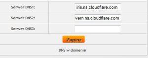 zmiana-dns-cludflare-300x118 Jak przyśpieszyć stronę internetową ? Szybsze ładowanie strony internetowej dzięki Cloudflare !