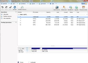 zmiana-rozmiaru-partycji-w-Windows1-300x215 Zwiększenie rozmiaru partycji systemowej. Jak zwiększyć rozmiar partycji w Windows.