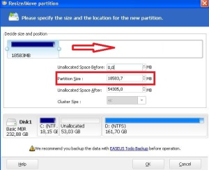 zwiekszenie-rozmiaru-partycji1-300x244 Zwiększenie rozmiaru partycji systemowej. Jak zwiększyć rozmiar partycji w Windows.