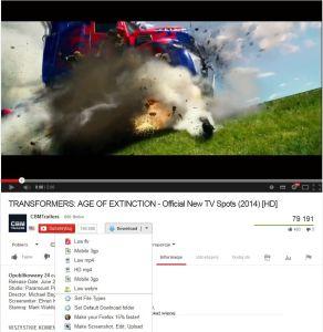 pobieranie-z-youtube1-292x300 Youtube pobieranie filmów. Jak ściągać filmy z Youtube na dysk komputera ?