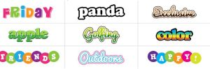 tworzenie-wlasnego-loga-300x99 Szybkie logo na stronę internetową. Jak zrobić logo?