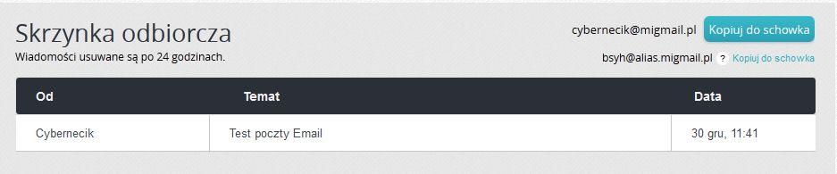 skrzynka-odbiorcza-tymczasowy-emal Szybki tymczasowy e mail, bez potrzeby rejestracji.