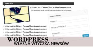 wtyczka-300x158 Budowa wtyczki do Wordpress. Własna wtyczka Wordpress część 3.