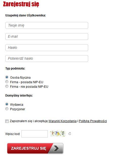 rejestracja-seopilot Stały dochód ze strony internetowej. Jak zacząć zarabiać na własnej stronie?
