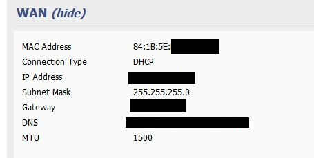 Set up an IP address pool on a VM network