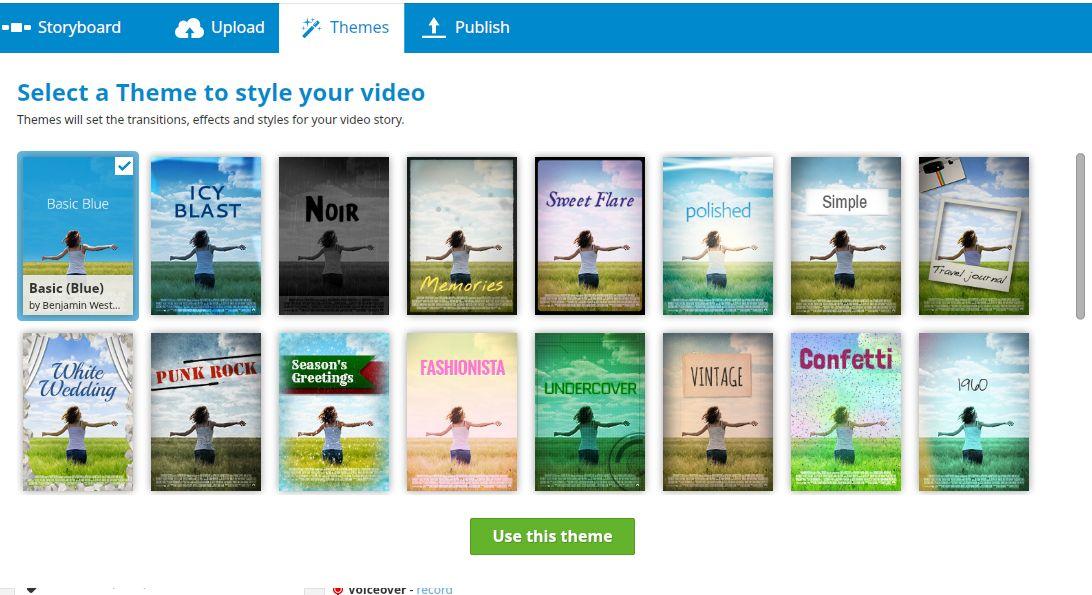 styl-wideo Edycja wideo w internecie. Tworzymy wideo online.