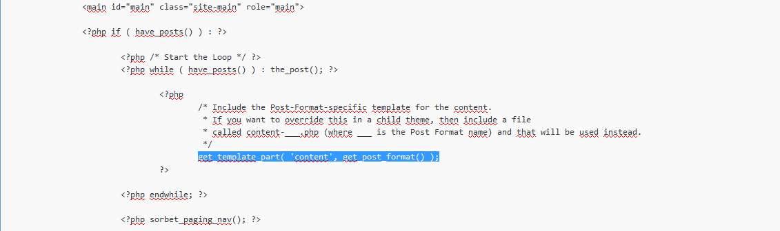 121 Niepełne wpisy na stronie głównej Wordpress. Dodajemy wypisy na blogu.