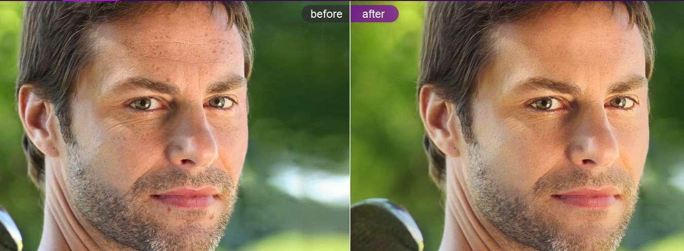 Aplikacja-do-poprawiania-zdjec Retusz zdjęć w internecie. Aplikacja do retuszu twarzy online.