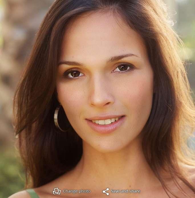Retusz-twarzy-online-aplikacja Retusz zdjęć w internecie. Aplikacja do retuszu twarzy online.
