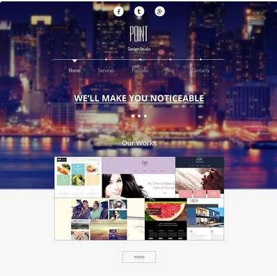 151 Darmowe szablony na stronę internetową, portfolio, bloga.