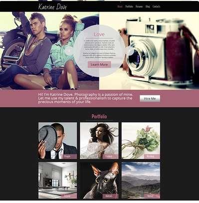 152 Darmowe szablony na stronę internetową, portfolio, bloga.
