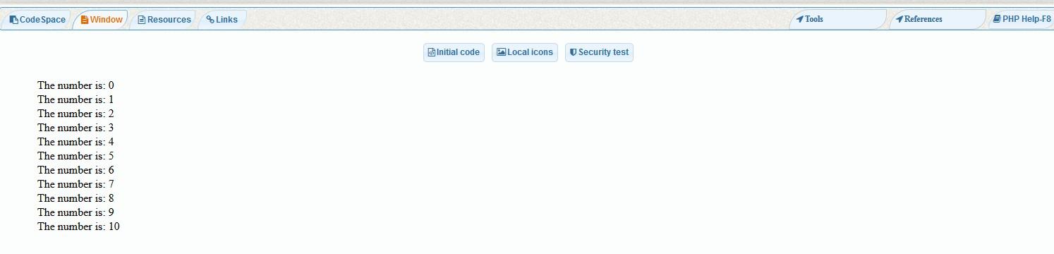 php-bez-instalowania-serwera Przetestuj kod PHP bez konieczności zakładania serwera. Darmowy interpreter PHP online bez rejestracji.