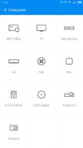 Screenshot_2016-10-22-11-00-52_com.duokan.phone_.remotecontroller1-169x300 Sterowanie telewizorem za pomocą smartfonu. Mi Pilot, aplikacja do zdalnego sterowania urządzeniami RTV.
