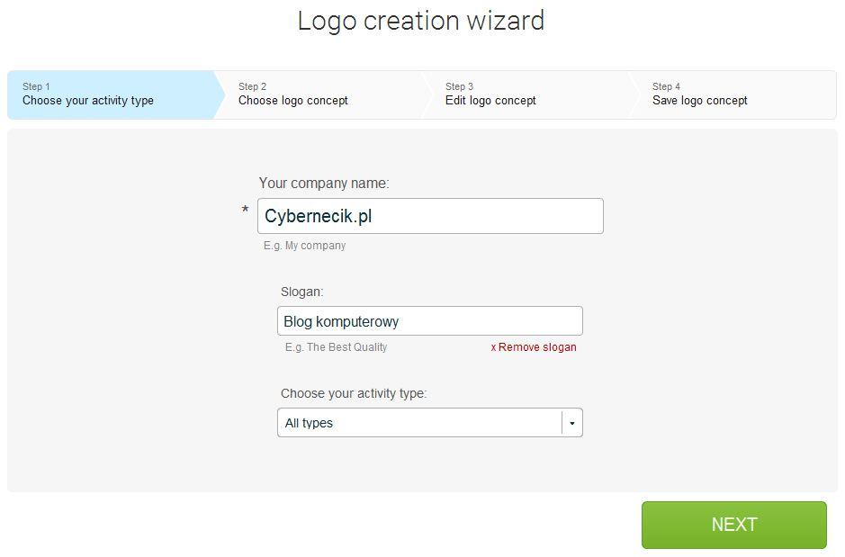 Logaster-logo-internetowe Aplikacja do projektowania logo w internecie Logaster