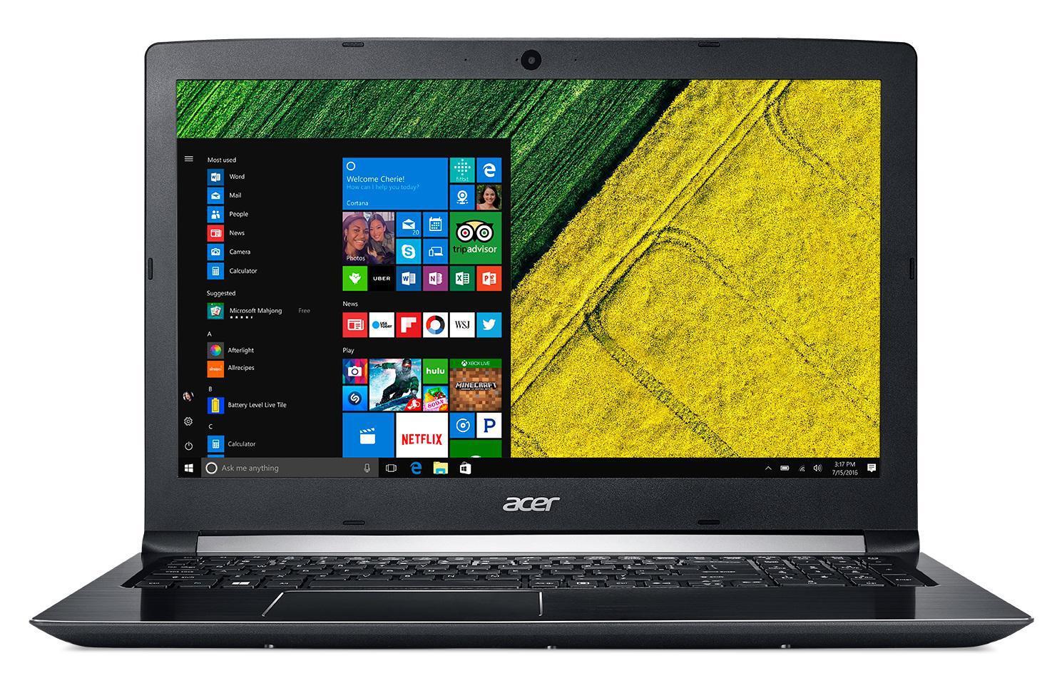 acer Rekomendowane modele laptopów Acer dla pasjonata fotografii