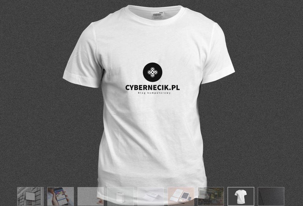 Logo-na-koszulce Tworzenie własnego logo jeszcze nigdy nie było tak proste