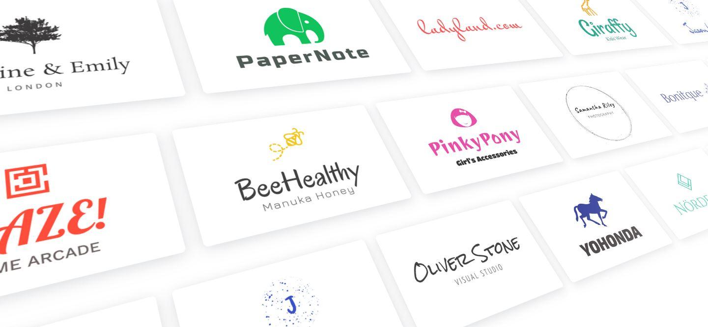 LogoMaster Tworzenie własnego logo jeszcze nigdy nie było tak proste